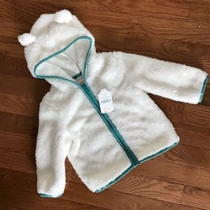 Gymboree Baby Hoodie Size 12-18 Months